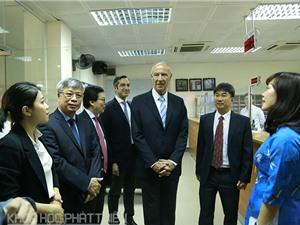 Tổng Giám đốc WIPO thăm và làm việc với Cục Sở hữu trí tuệ