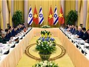 Việt Nam - Israel đẩy mạnh hợp tác khoa học và công nghệ