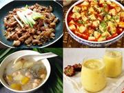 Món ngon trong tuần: Thịt kho mắm ruốc, đậu hủ sốt cay Tứ Xuyên chay