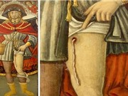 'Rắn lửa' bò ra từ chân vị thánh thời Trung cổ