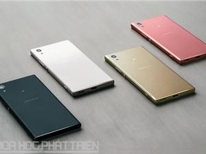 Sony công bố giá bán smartphone chuyên selfie ở Việt Nam