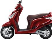 Honda ra mắt xe tay ga 109cc, giá hơn 18 triệu đồng