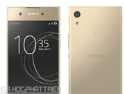 Cận cảnh smartphone selfie của Sony sắp lên kệ tại Việt Nam