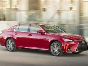 Lexus sắp khai tử dòng xe GS?