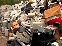 Giải pháp cho vấn đề rác điện tử: Nghiền rác điện tử thành dạng bụi nano