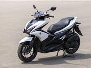 Yamaha NVX 125 - thách thức mới cho Honda Air Blade
