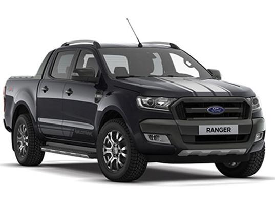 Ford Ranger WildTrak bản đặc biệt giá 32.200 USD