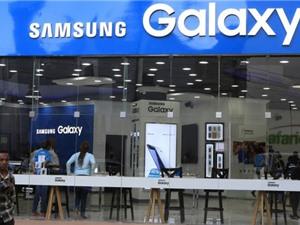 """Samsung nhận tin """"sét đánh"""" trước thời điểm ra mắt Galaxy S8"""