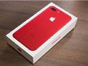 Cách biến iPhone đỏ trắng thành iPhone đỏ đen ấn tượng