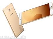 Cận cảnh smartphone Samsung camera selfie 16 MP, giá hơn 8 triệu đồng