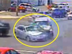 Clip: Những tai nạn ghê rợn khi tài xế vượt đèn đỏ