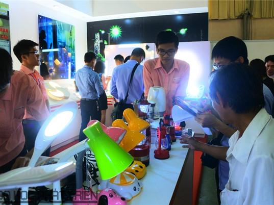 Sắp diễn ra triển lãm công nghệ chiếu sáng và thiết bị thông minh