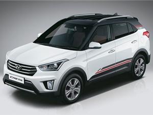 SUV Creta 2017 của Hyundai sẽ bổ sung hàng loạt tính năng đặc biệt