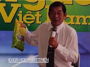 TS Hồ Quang Cua - nguyên Phó Giám đốc Sở Nông nghiệp và Phát triển nông thôn Sóc Trăng: KH&CN đã chứng minh khả năng hoán cải thực tế