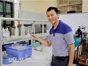 TS Nguyễn Ngọc Minh - nhà nghiên cứu trong lĩnh vực tái chế, xử lý môi trường