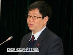 Thứ trưởng Bộ KH&CN Trần Quốc Khánh: Chính sách luôn ủng hộ doanh nghiệp ứng dụng, đổi mới công nghệ