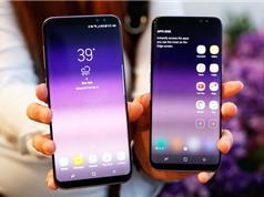 Lộ giá bán dự kiến của Galaxy S8, S8 Plus ở Việt Nam