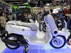 """QBIX - xe ga """"độc lạ"""" của Yamaha giá từ 1.500 USD"""