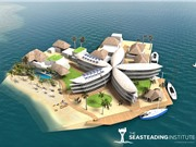 Ứng phó với biến đổi khí hậu: Biến các đảo thành con tàu Noah