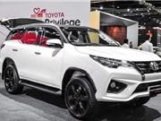 Toyota Fortuner 2017 TRD Sportivo vừa ra mắt có gì mới?
