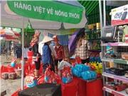 Sắp tổ chức chuỗi 6 phiên chợ hàng Việt về nông thôn tại 2 Cao Bằng, Lạng Sơn
