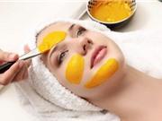 6 loại mặt nạ tinh bột nghệ giúp dưỡng ẩm, giảm mụn và thâm nám