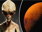 NASA công bố gây sốc về sự sống trên sao Hỏa
