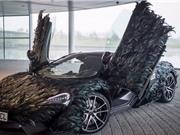 McLaren giới thiệu tùy chọn Feather Wrap độc đáo cho siêu xe 570GT