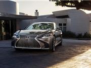 Lexus thừa nhận thua kém các đối thủ Đức về độ hấp dẫn