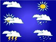 Dự báo thời tiết 3/4: Miền Bắc sắp nóng 35 độ