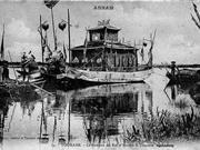 """Ảnh """"độc"""" về Sông Hàn Đà Nẵng ở thế kỷ trước"""