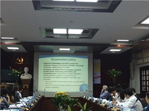 Phát triển nguồn nhân lực để đẩy mạnh đổi mới sáng tạo ở Việt Nam
