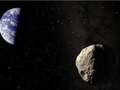 Tiểu hành tinh khổng lồ áp sát Trái Đất