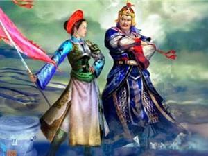 Vợ chồng võ tướng nức danh sử Việt