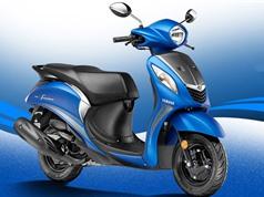 Yamaha trình làng xe tay ga 113 cc, giá 19 triệu đồng