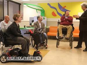 Công nghệ cho người khuyết tật - nhìn từ câu chuyện Israel: Hòa nhập xã hội bằng AI và công nghệ robot