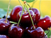 5 loại quả màu đỏ giúp ích cho sức khỏe