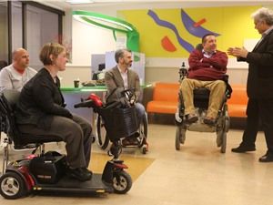 Công nghệ hỗ trợ người khuyết tật