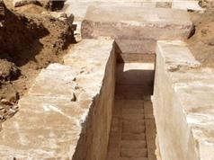Phát hiện di tích kim tự tháp 3.700 năm tuổi tại Ai Cập