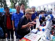 Giới thiệu công nghệ tiêu biểu của Industry 4.0 tại Ngày hội sách Việt Nam