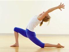 4 bài tập đơn giản giúp khỏe toàn thân