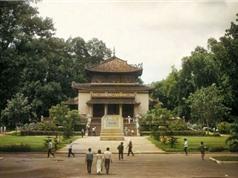Chùm ảnh hiếm về đền thờ vua Hùng ở Sài Gòn năm 1966