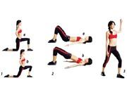 4 động tác phục hồi nhanh dáng vóc