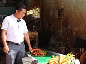 Lâm Đồng: Anh nông dân thu nhập tiền tỷ từ trồng rau sạch