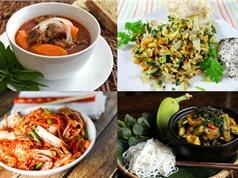 Món ngon trong tuần: Bò kho, kim chi cải thảo