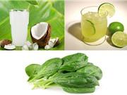 5 cách kết hợp thực phẩm có lợi cho sức khỏe