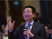 CEO Viettel: Thành quả của Industry 4.0 chỉ đến với những nước đi tiên phong