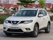 Nissan X-Trail soán ngôi Mazda CX-5 tại Việt Nam