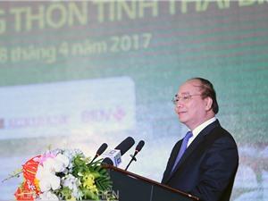 Thủ tướng Nguyễn Xuân Phúc: Thái Bình phải đẩy mạnh KH&CN trong nông nghiệp