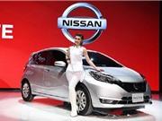 Nissan ra mắt xe Note 2017, giá gần 400 triệu đồng